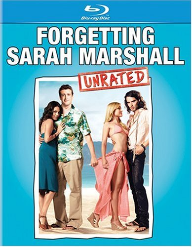 Forgetting Sarah Marshall [Blu-ray] DVD