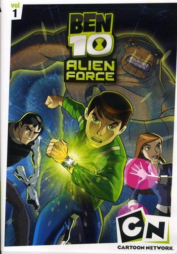 Ben 10: Alien Force, Vol. 1 DVD