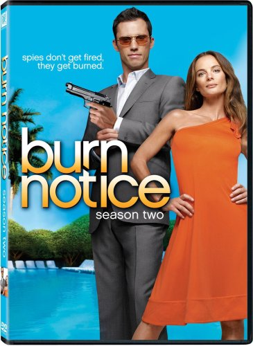 Burn Notice - Season Two DVD