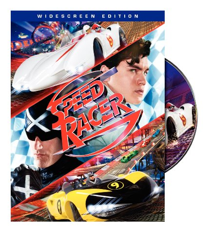 Speed Racer  DVD