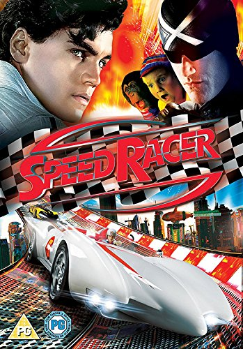 Speed Racer [Blu-ray] DVD