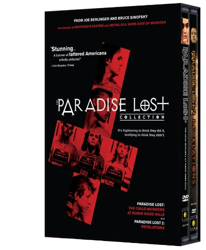 Paradise Lost Collector's Edition Paradise Lost: The Child Murders at Robin Hood Hills / Paradise Lost 2: Revelations