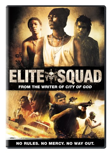 Elite Squad DVD