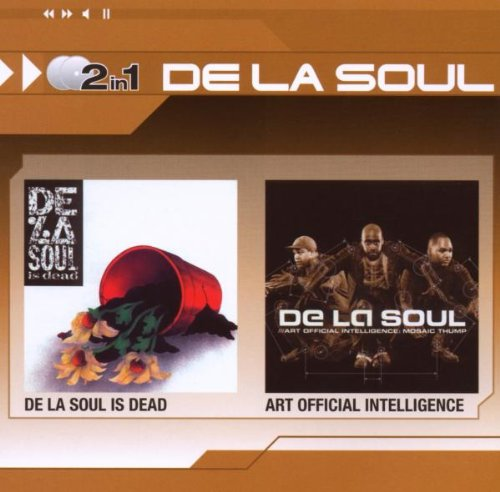 De La Soul Is Dead/Art Official Intelligence