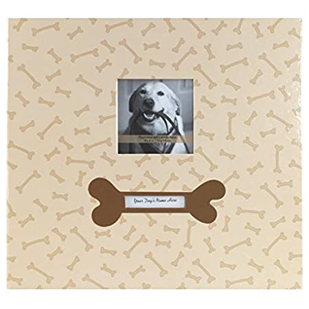 Dog Post-bound Album – 12×12