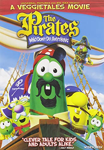 Pirates Who Don't Do Anything: A Veggie Tales Movie Widescreen
