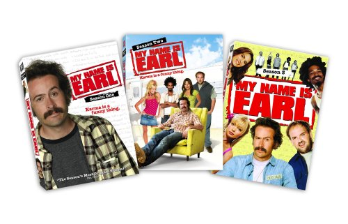 My Name is Earl - Seasons 1-3 DVD