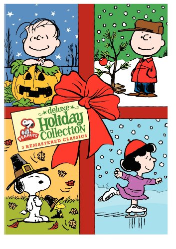 Peanuts: Deluxe Holiday Collection cover