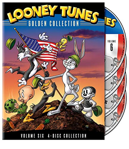 Looney Tunes: Golden Collection Volume 6 cover