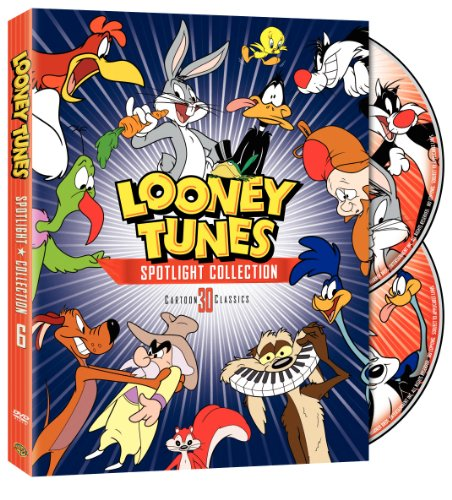 Looney Tunes: Spotlight Collection Volume 6 cover