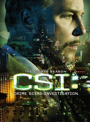 CSI: Crime Scene Investigation - The Eighth Season DVD
