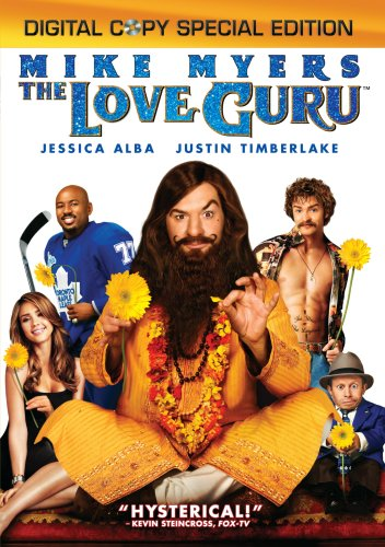 The Love Guru  DVD