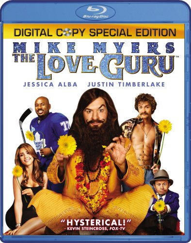 The Love Guru [Blu-ray] DVD