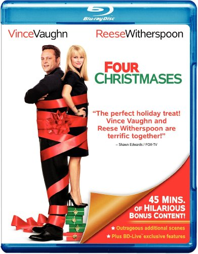 Four Christmases [Blu-ray] DVD
