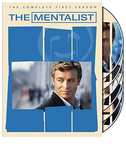 The Mentalist: The Complete First Season DVD
