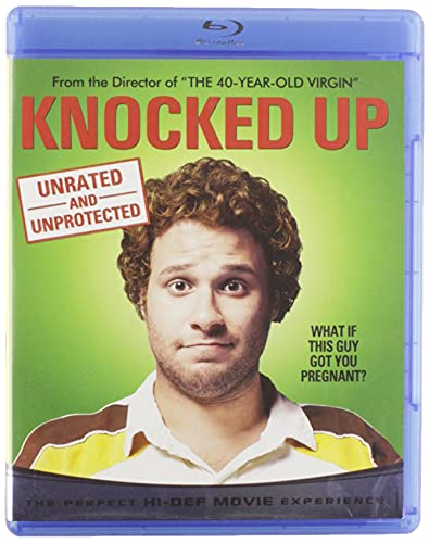 Knocked Up [Blu-ray] DVD