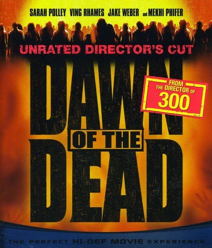 Dawn of the Dead [Blu-ray] DVD