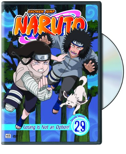 Naruto, Vol. 29 DVD