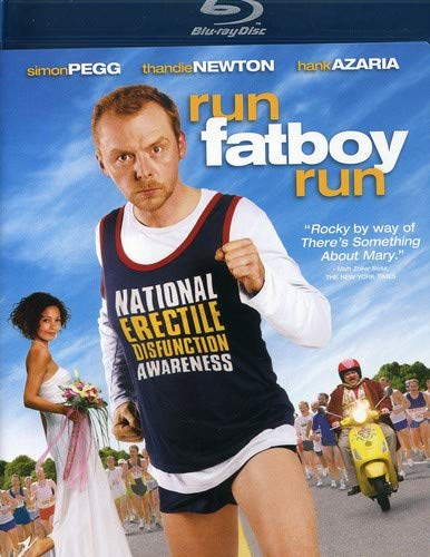 Run, Fat Boy, Run [Blu-ray] DVD
