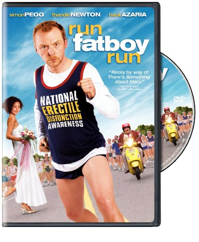 Run, Fat Boy, Run DVD