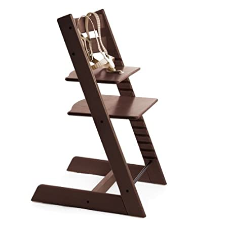 Tripp Trapp From Stokke Highchair Walnut For Baby