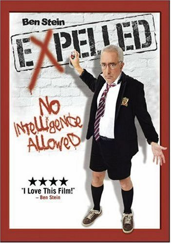 Expelled: No Intelligence Allowed [Blu-ray] DVD