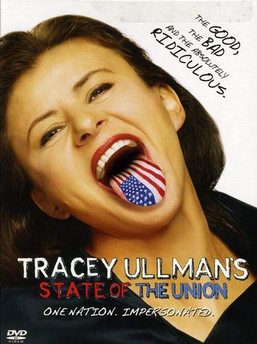 Tracey Ullman's State of the Union: Complete Season One DVD