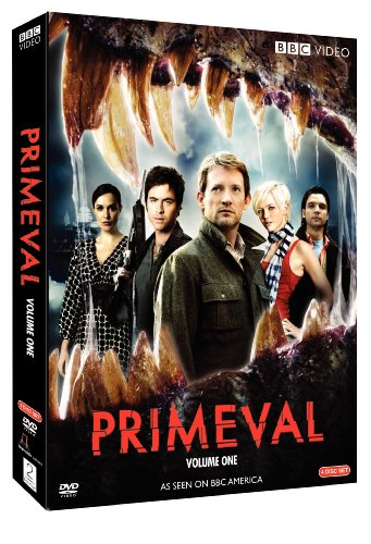 Primeval: Volume 1  DVD