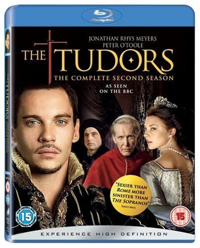 The Tudors: Season 2 [Blu-ray] DVD