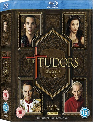 The Tudors - Season 1-2 [Blu-Ray] DVD