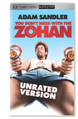 You Don't Mess With the Zohan [UMD for PSP] DVD