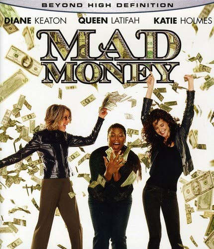 Mad Money [Blu-ray] DVD