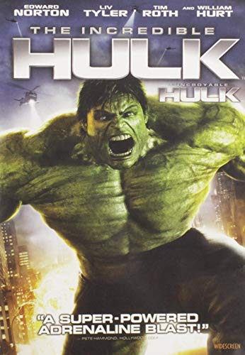 FILM The Incredible Hulk 2008