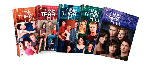 One Tree Hill - Seasons 1-5 DVD