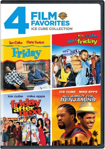 Ice Cube Collection: 4 Film Favorites