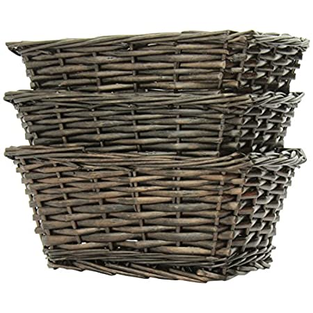 Pam Boys Basket choc Set Of 3