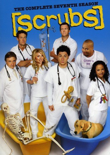 Scrubs: Season 7 DVD