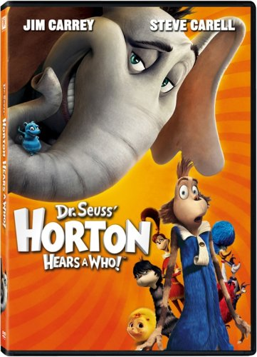 Horton Hears a Who  DVD