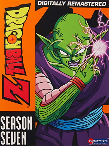 Dragon Ball Z: Season Seven Great Saiyaman & World Tournament Sagas