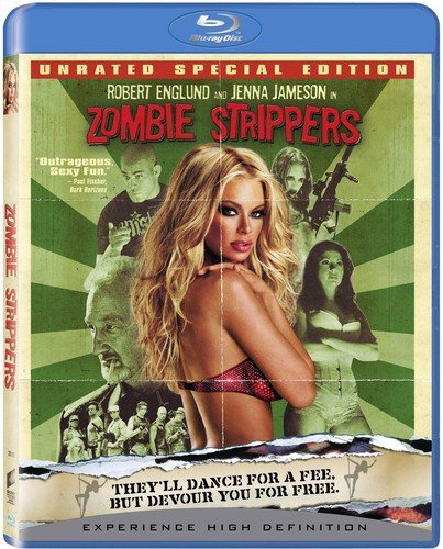 Zombie Strippers [Blu-ray] DVD