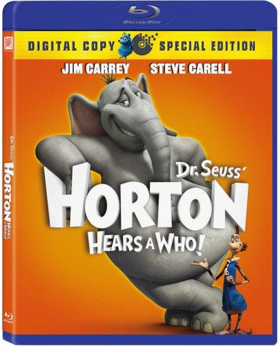 Horton Hears a Who! [Blu-ray] DVD