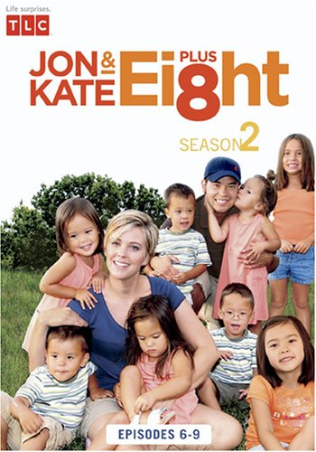 Jon & Kate Plus 8 Season 2 - Episode 6-9 DVD