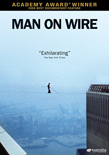 Buy The man on wire DVDs