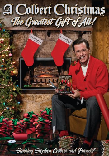 A Colbert Christmas cover