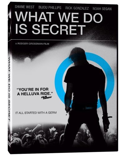 What We Do Is Secret  DVD