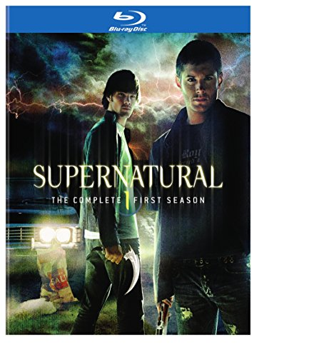 Supernatural: The Complete First Season [Blu-ray] DVD