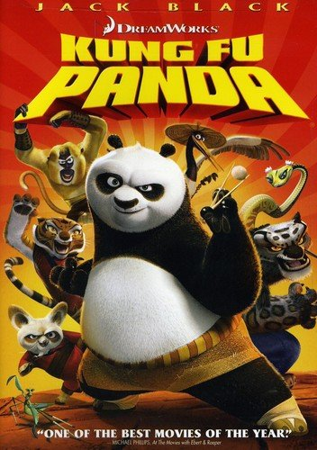 Buy The kung fu panda DVD
