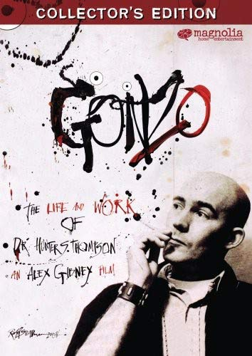 Gonzo: The Life and Work of Dr. Hunter S. Thompson DVD