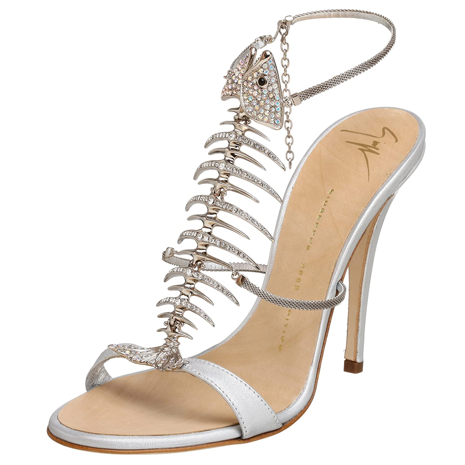 Giuseppe Zanotti E90004 Sandal :  sandal crystals giuseppe zanotti