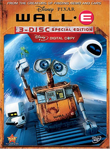 Buy wall-e DVD